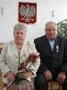 JUBILEUSZ  MAŁŻEŃSTWA 50-LECIA (01.10.2012)